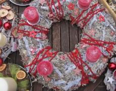 4. Adventskranz-Basar bei Welt der Blüten